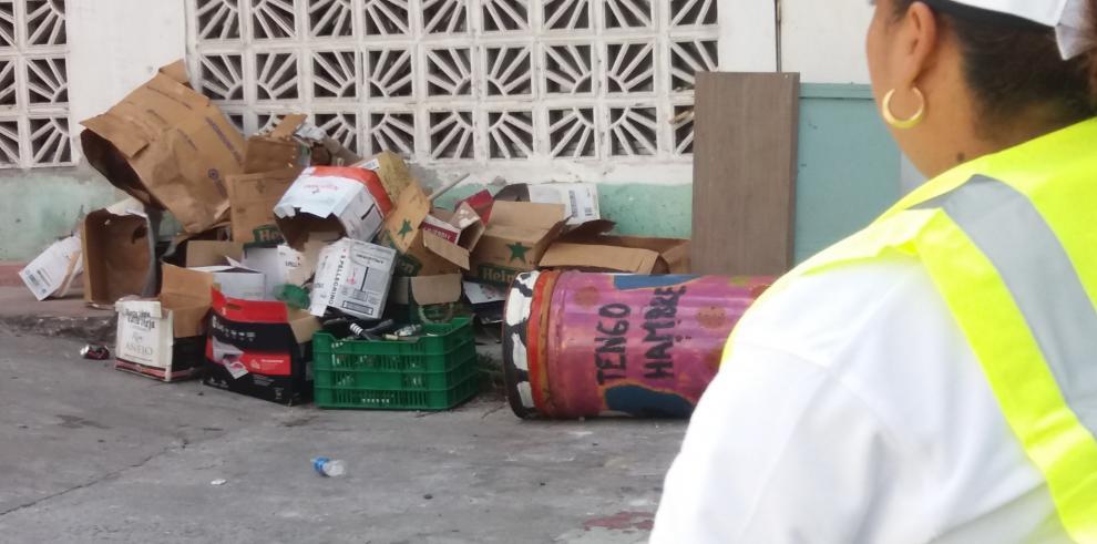 AAUD impusó $176 mil en multas por mala disposición de los desechos