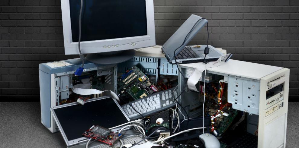 Basura electrónica, una amenaza creciente para el planeta