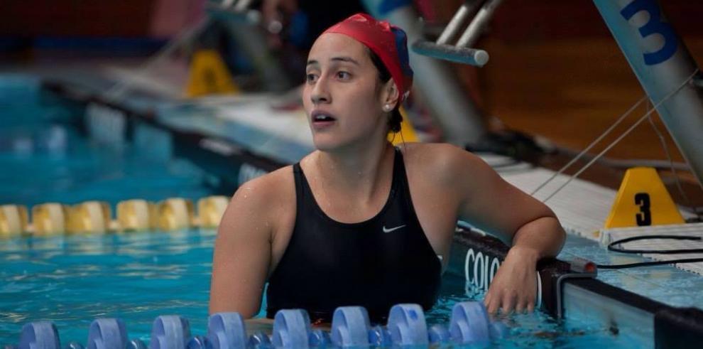 Nadadora mexicana recibe un disparo que le perfora el pulmón