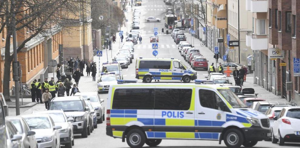 Detenido por ataque en Estocolmo admite culpa
