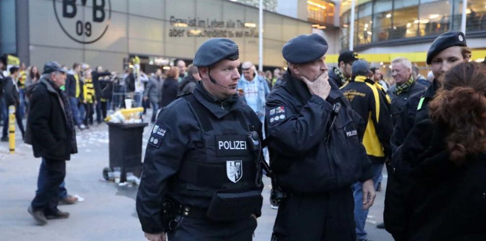 Juventus demoledor; terror en Dortmund
