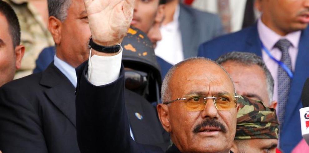 Asesinan al expresidente de Yemen Ali Abdalá Salez