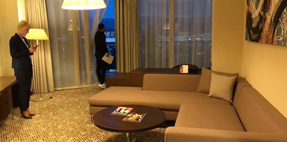 Panamá ya cuenta con hotel de concentración enSochi y Nizhni Nóvgorod