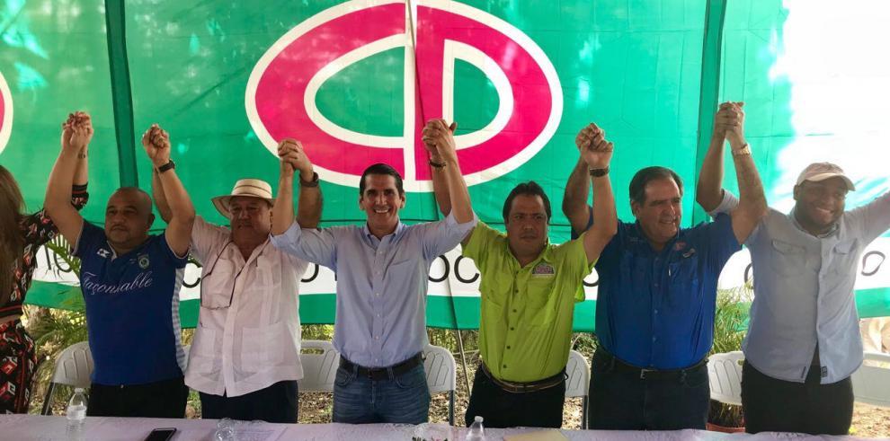 Rouxasegura unidad en Cambio Democrático