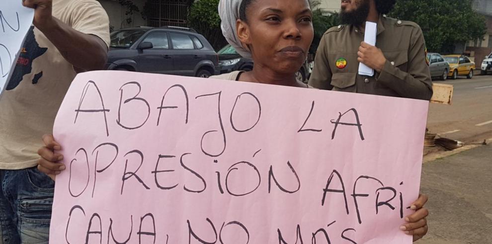 Subasta de inmigrantes en Libia es repudiada por panameños