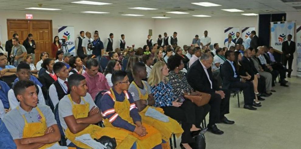 INADEH y CECOM-RO impulsan capacitaciones en occidente chiricano