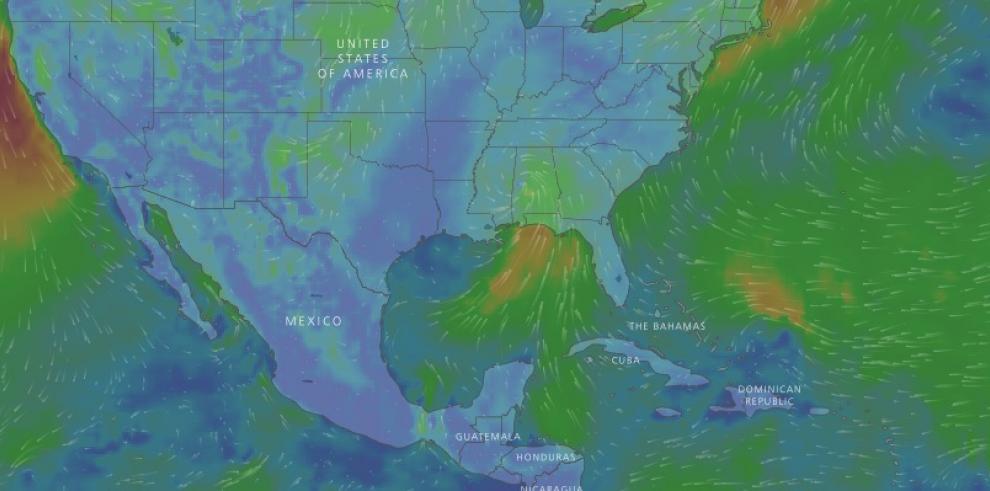 Nate se degrada a depresión pero siguen fuertes lluvias en el sureste de EEUU