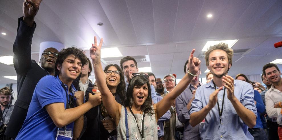 Partido de Macron, gran ganador en elecciones legislativas de Francia