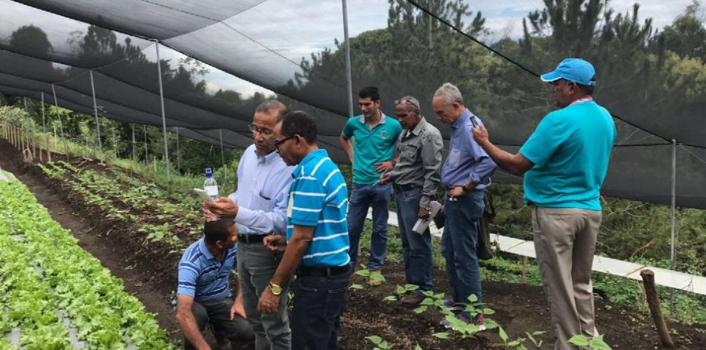 Costa Rica y Rep. Dominicana impulsan agricultura familiar