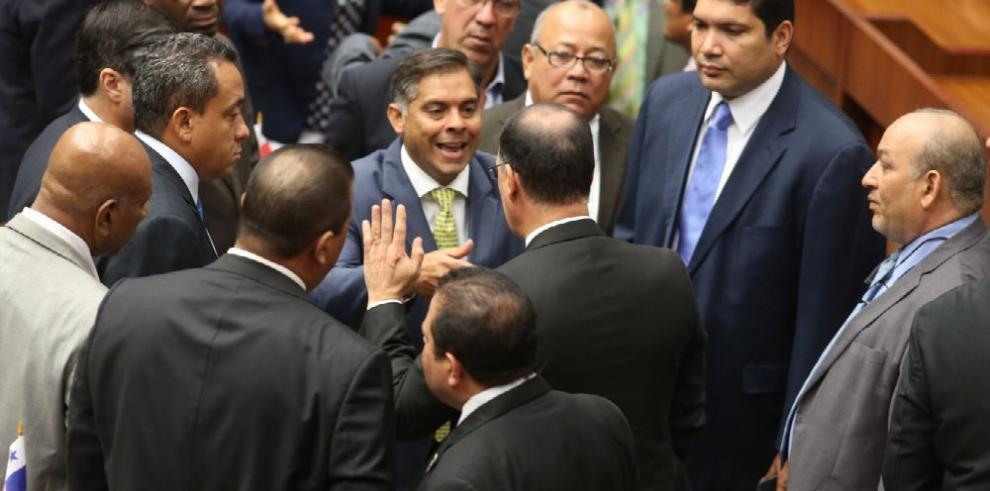 Arrecia pugna por presidencia de la Asamblea Nacional
