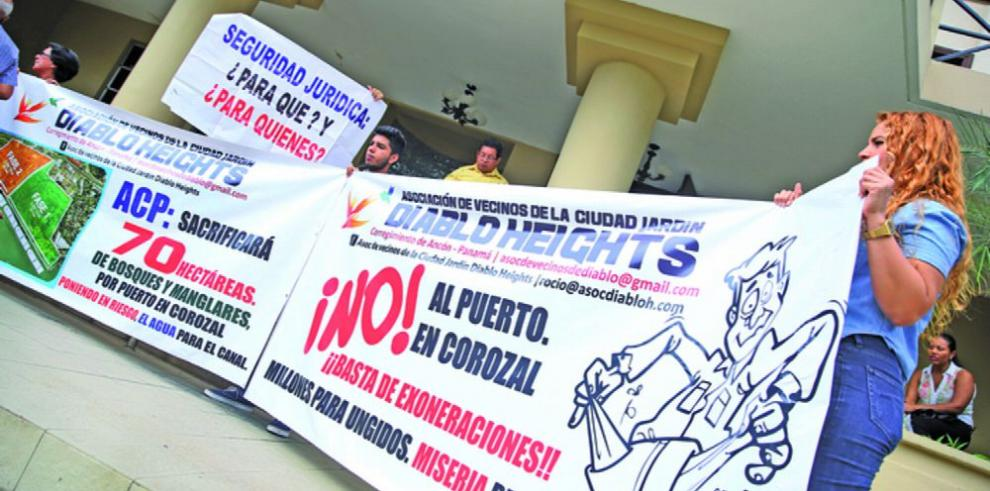 La ACP pospone la entrega de propuestas