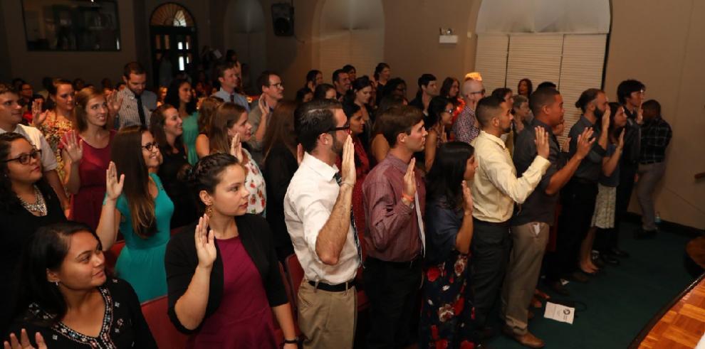 Cuerpo de Paz suma 47 nuevos miembros en Panamá