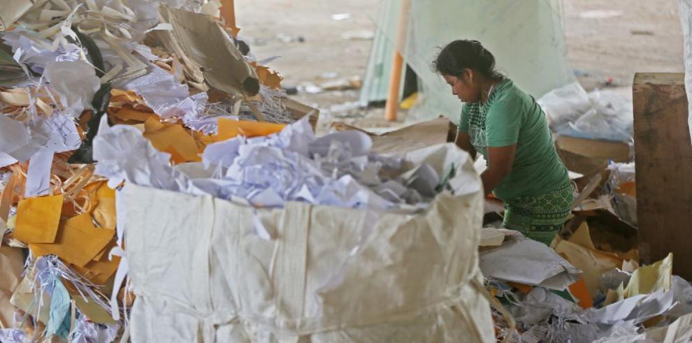 El sueño de una cooperativa para vivir de la basura
