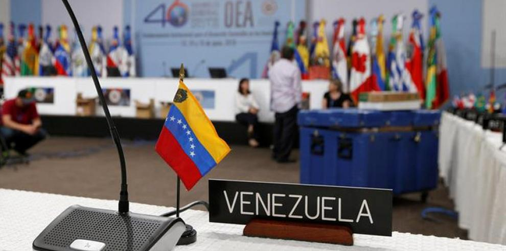 Treinta países asistirán a reunión por Venezuela en la OEA