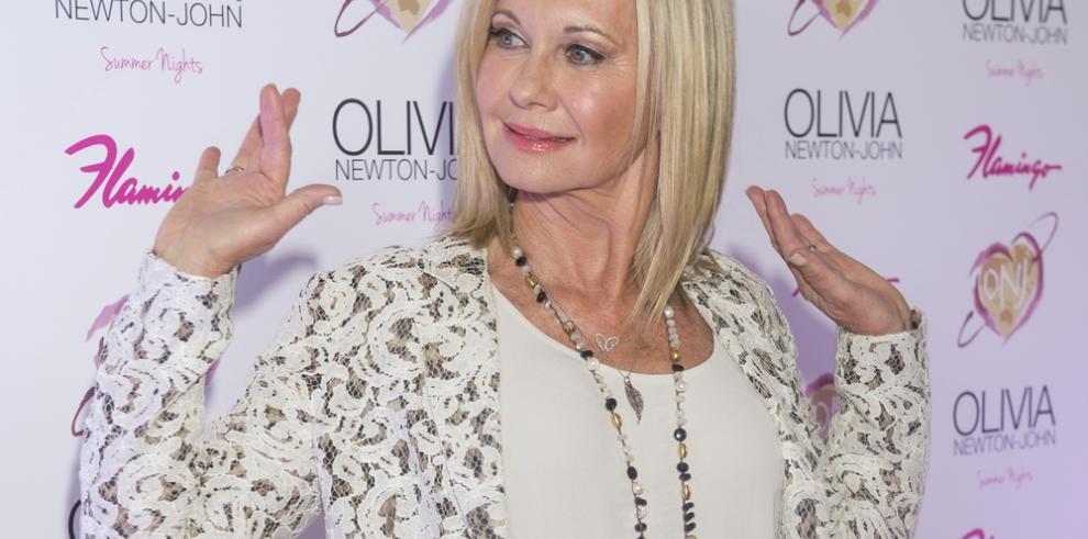 Olivia Newton-John padece cáncer de mama de nuevo