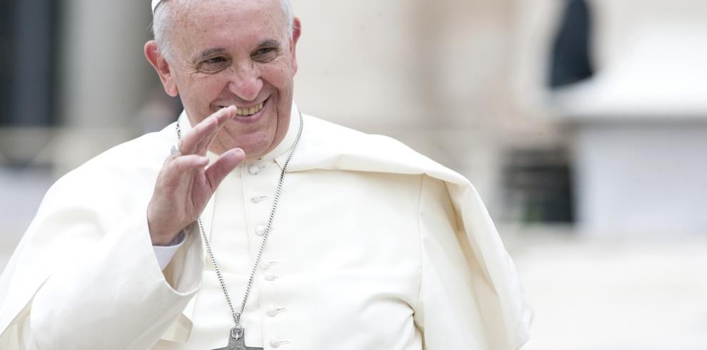 El papa pide derrochar esperanza con los necesitados