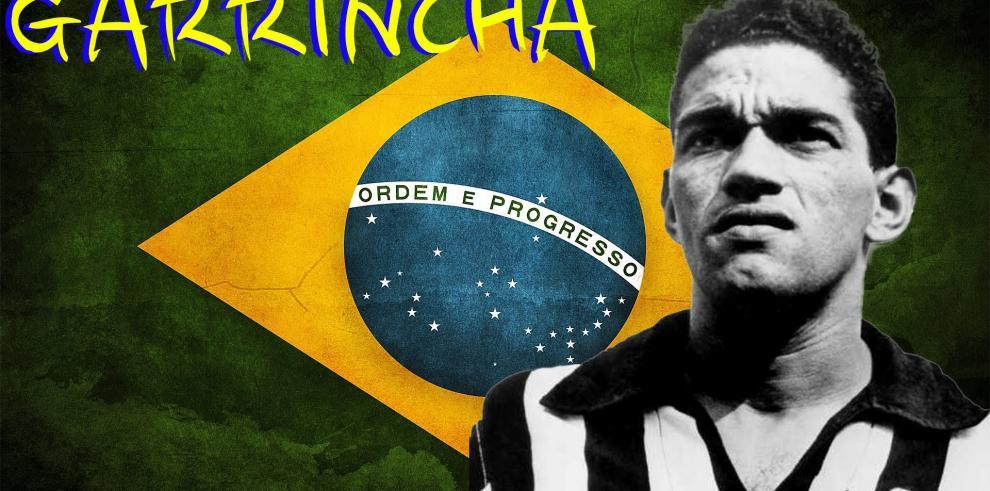 Desaparecen los restos del futbolista brasileño Garrincha