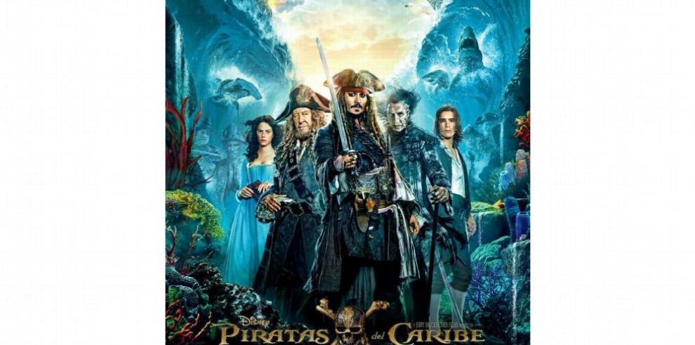 'Piratas del Caribe' asalta la taquilla estadounidense