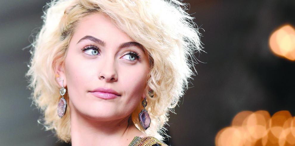 Paris Jackson advierte sobre los peligros de una serie como '13 Reasons Why'
