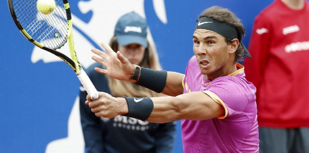 Nadal y Murray se lucen en Barcelona