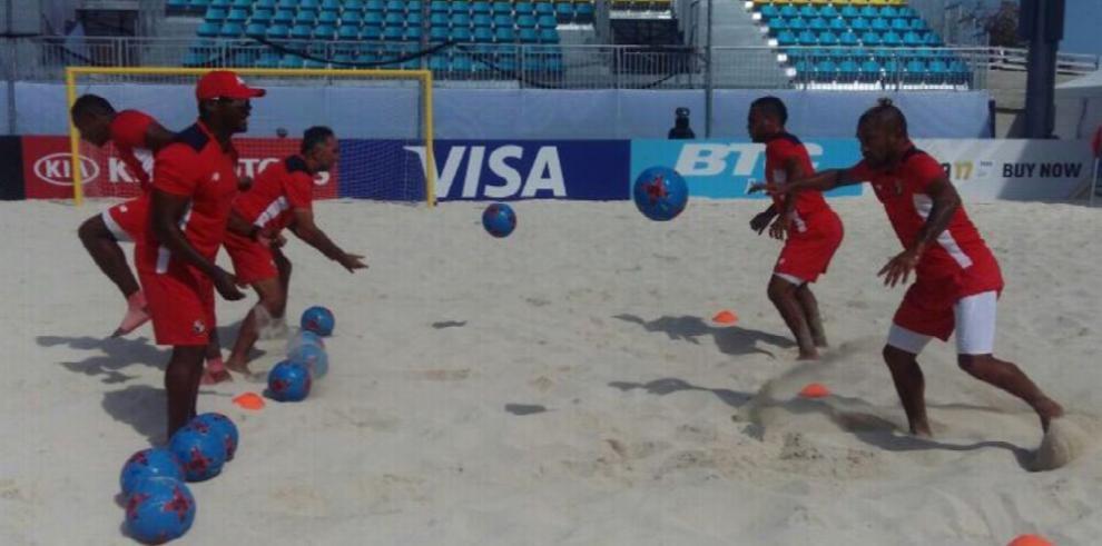 Panamá se estrena ante el campeón mundial