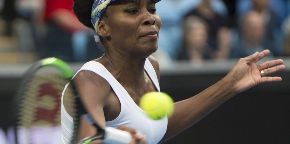 Venus aprieta el paso en Australia