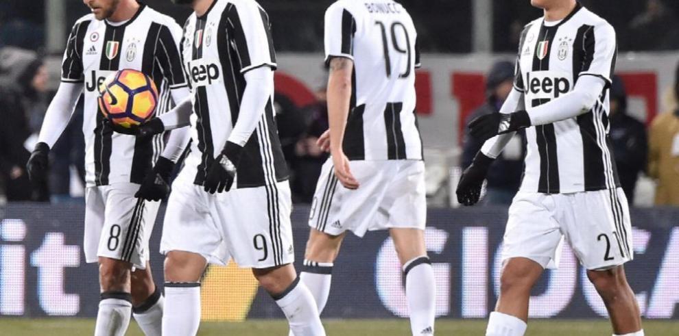 Juventus defiende el liderato ante el difícil equipo de Lazio