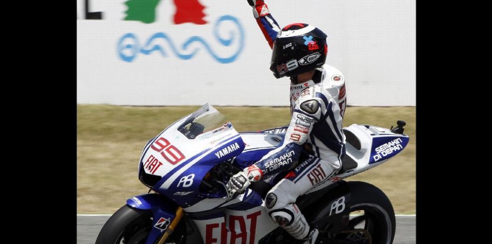 Lorenzo quiere ser el campeón del mundo