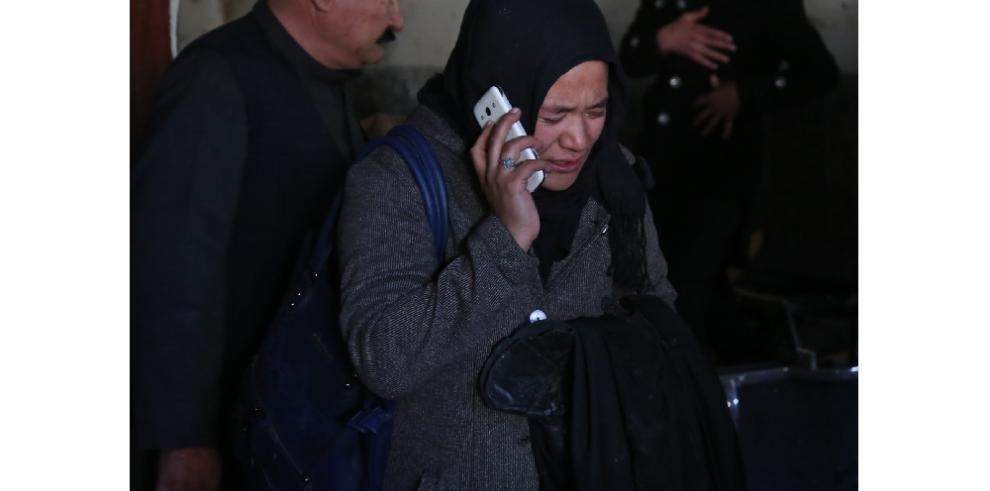Al menos 40 muertos en un atentado suicida contra la minoría chií en Kabul