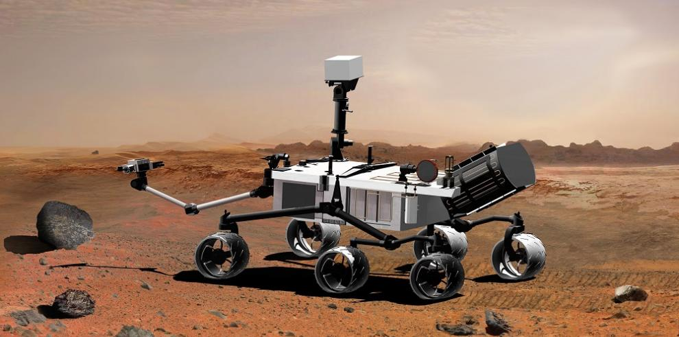 China construirá un centro de simulación del ambiente de Marte