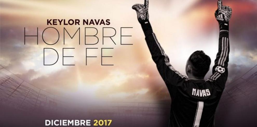Cines llenos por el estreno de La película de Keylor Navas en Costa Rica