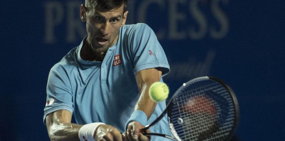 Djokovic está tranquilo y feliz