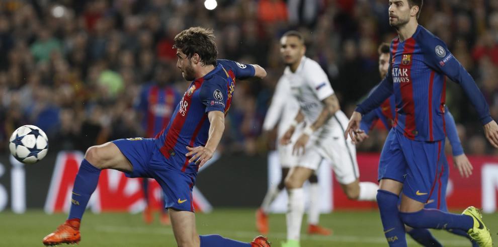 El Barça firma una remontada histórica