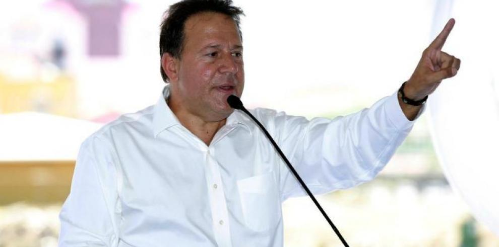 Varela anuncia nueva fuerza de tarea especial contra el narcotráfico