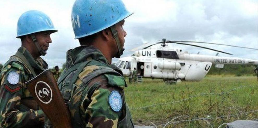 Matan a 76 rebeldes tras el ataque a los cascos azules