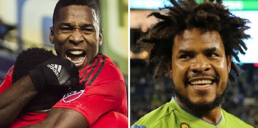 Román Torres y Armando Coopervan por el campeonato de la MLS