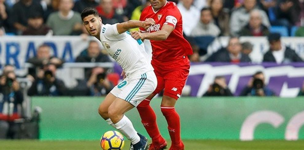 El Real Madrid endosa un 5-0 al Sevilla con doblete de Cristiano Ronaldo