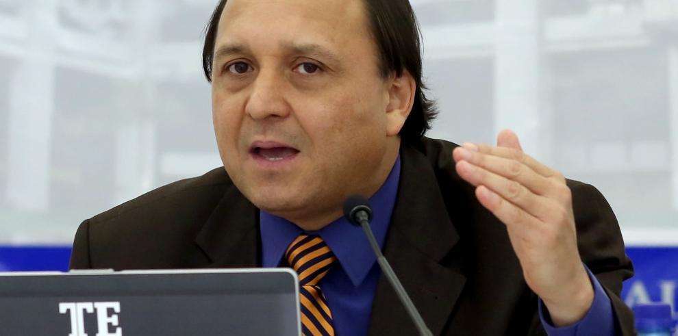 Heriberto Araúz, nuevo presidente del Tribunal Electoral