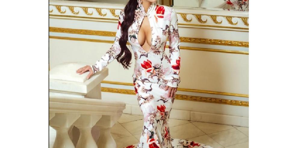 Helga Lovekaty la modelo que pudo haber conquistado a James Rodríguez