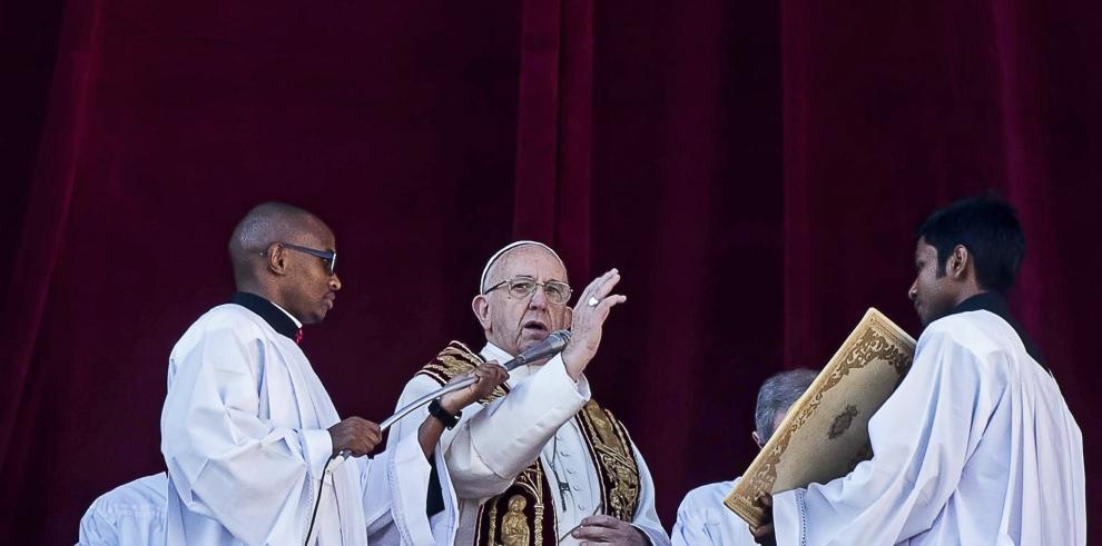 El papa pide que se retome un diálogo entre las partes en Venezuela