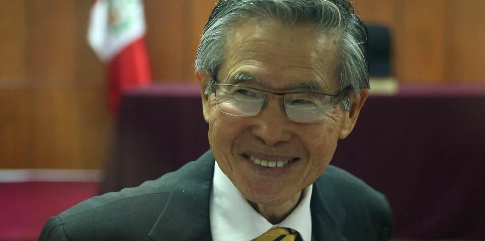Amnistía Internacionaldice que indulto a Fujimori es un