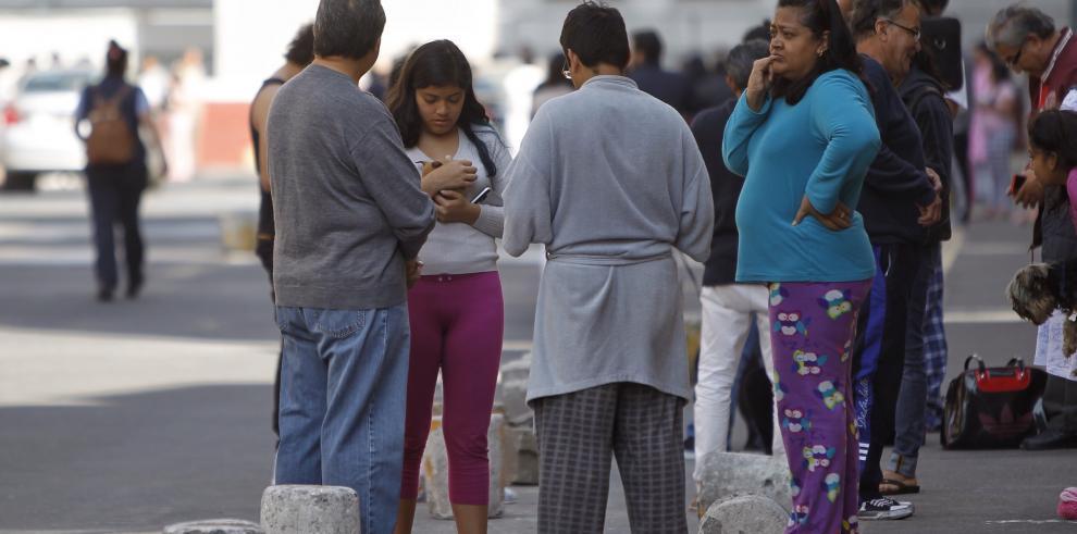 Un sismo de magnitud 5 sacude el sur de México sin causar daños