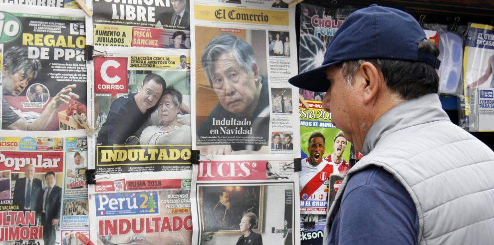 Víctimas de los crímenes de Fujimori pedirán a la CorteIDH anular indulto