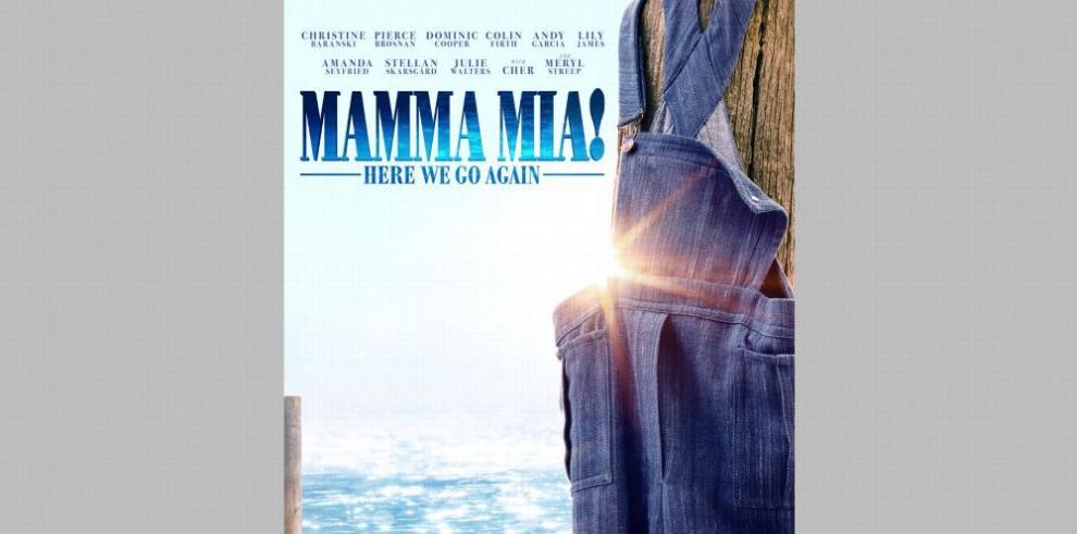Culmina el rodaje de 'Mamma Mia!'