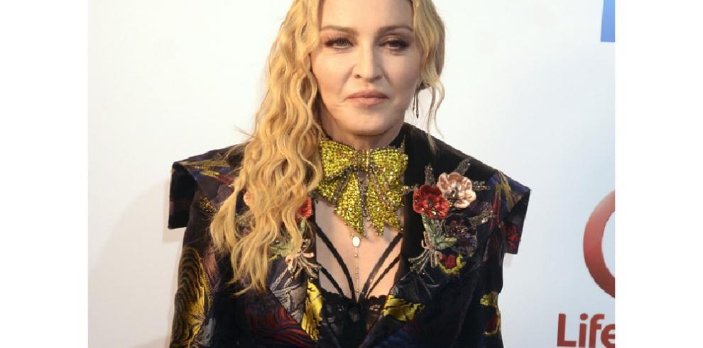Madonna puede colarse en cualquier fiesta, incluso en una de Noel Gallagher