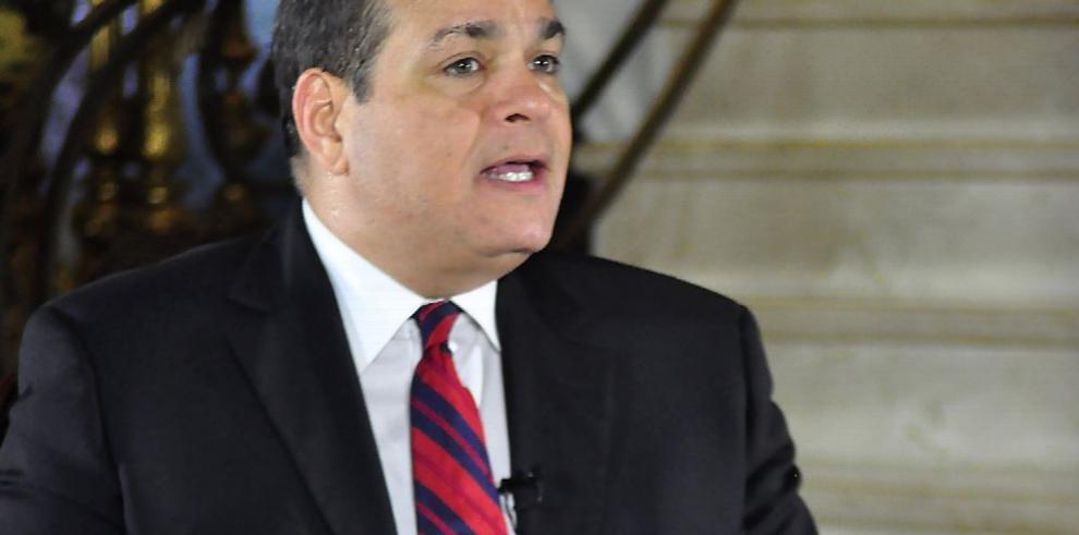 Arosemena cuestiona fiscalización de donaciones privadas