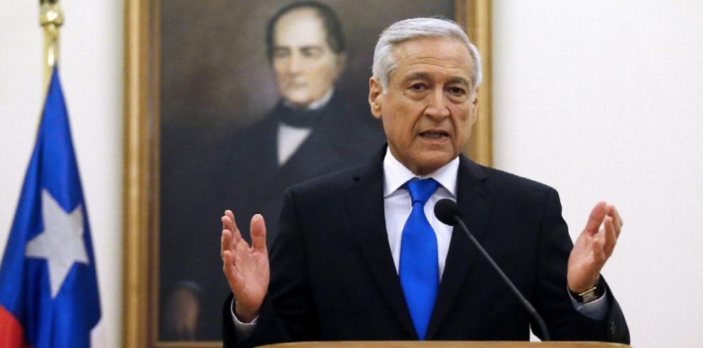 Chile considera 'positiva' propuesta fronteriza de Bolivia