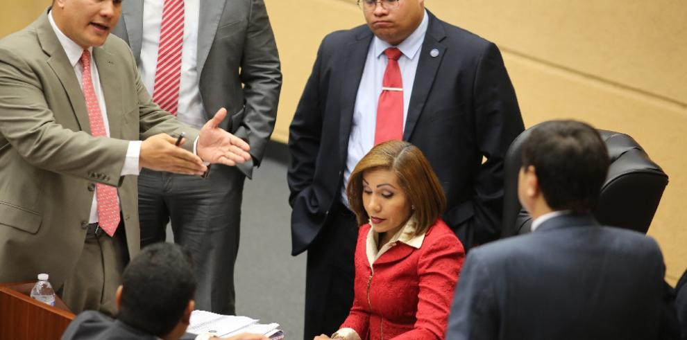 Presidenta de la Asamblea Nacional desmiente asignación de partidas a juntas comunales