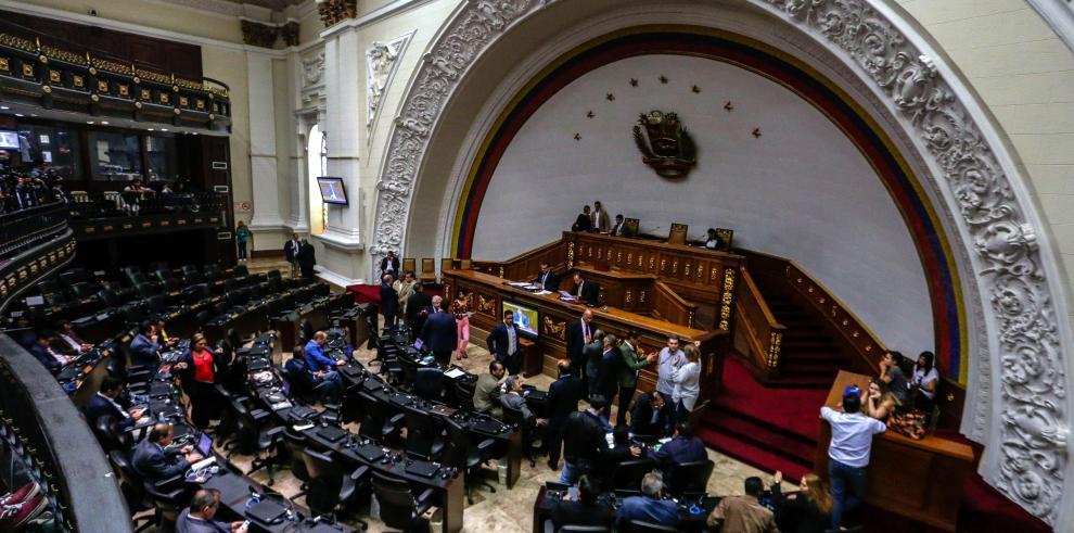 Cámara venezolana nombrará nuevos magistrados del Supremo desde plaza pública