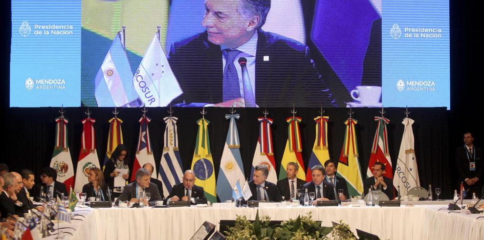 Comienza en Argentina la cumbre de jefes de Estado del Mercosur